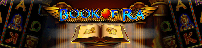 Book of Ra Werbung