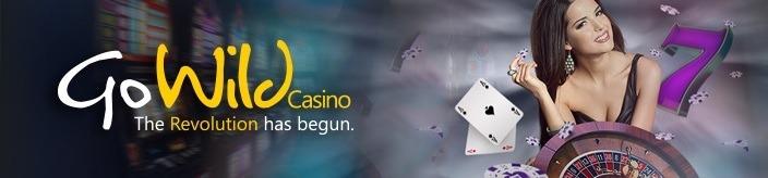 Weitere Informationen zuGoWild Casino Free Spins 2017 – aktuelle Freispiele mit No Deposit Bonus/GoWild Casino