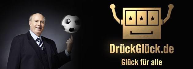 Weitere Informationen zuReiner Calmund führt riesige DrückGlück.de TV Kampagne an/DrueckGlueck