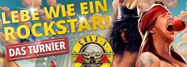 """Weitere Informationen zuDas """"Leben wie ein Rockstar"""" Turnier im Sunmaker Casino/sunmaker"""