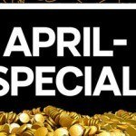 Weitere Informationen zuApril Special bei 888 Casino – Mit 30% FreePlay von bis zu $400/
