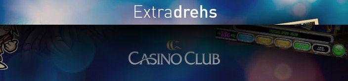Weitere Informationen zuSonderaktion beim Casino Club: 420 Extradrehs gewinnen!/Casino Club