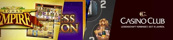 Weitere Informationen zuVon den Sonderaktionen des Casino Club im September profitieren!/Casino Club