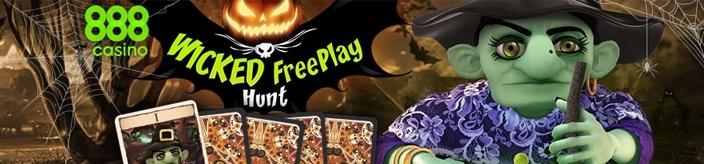 Weitere Informationen zu10% Sofort-Freeplay im 888 Casino zu Helloween gewinnen!/888 Casino