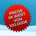 Weitere Informationen zuZauberhafte Weihnachts- und Winterturniere bei DrückGlück Casino mit Preisen im Wert von 100.000 Euro/