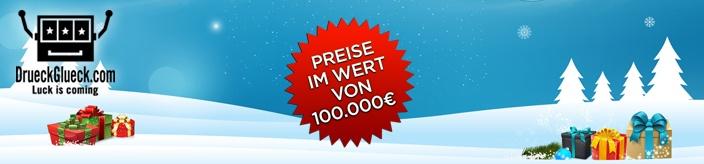 Weitere Informationen zuZauberhafte Weihnachts- und Winterturniere bei DrückGlück Casino mit Preisen im Wert von 100.000 Euro/DrueckGlueck