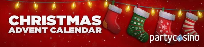 Weitere Informationen zuTäglich Geschenke mit Partycasino Adventskalender gewinnen/Partycasino