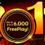 Weitere Informationen zuDer tolle Einzahlungsbonus zum chinesischen Neujahr im 888 Casino/888 Casino