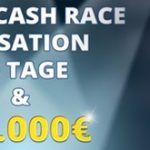 Weitere Informationen zuBei Sunmaker gibts insgesamt 30 000 Euro im Cash Race/