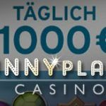 Weitere Informationen zuMit Sunnyplayer auf Preisjagd gehen und täglich 1000 Euro gewinnen/