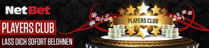 Weitere Informationen zuBeim Players Club des NetBet Casino sofort Geschenke erhalten/NetBet Casino
