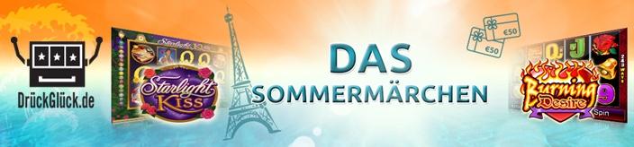 Weitere Informationen zuAktion Sommermärchen bei DrückGlück/DrueckGlueck