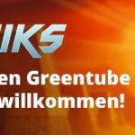 Weitere Informationen zuViks Casino begrüßt Greentube und gewährt einen 100 % Bonus bis 100 Euro/