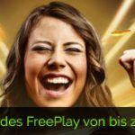 Weitere Informationen zuBis zu 18.000 Euro in Form von FreePlay-Preisen bei 888 Casino erhalten/