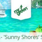 Weitere Informationen zu8.000€ werden beim Sunny Shores Turnier von Mr Green Preise unter den Gewinnern aufgeteilt/Mr Green