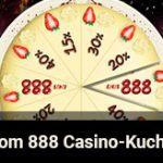 Weitere Informationen zuBei 888 Casino mit dem 888Casino-Geburtstagskuchen bis zu 888€ gewinnen/