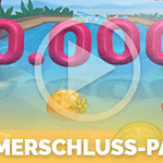 Weitere Informationen zuBei der Sommerschluss-Party im Cherry Casino warten tolle Gewinne auf die Kunden/