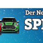 Weitere Informationen zuDrückGlück vergibt vier Mini Cooper und tolle Preise im Wert von insgesamt 100.000 Euro/