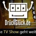 """Weitere Informationen zuDie erfolgreiche TV Show """"DrückGlück.de"""" geht in die Verlängerung/"""
