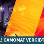 Weitere Informationen zuDie Gamomat Gewinnspiele von Platin Casino und die Chance auf einen Teil von 30.000 Free Spins/