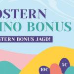 Weitere Informationen zuOnline Casino Oster Bonus 2021 – die Suche nach Freispielen und Extrageld beginnt/